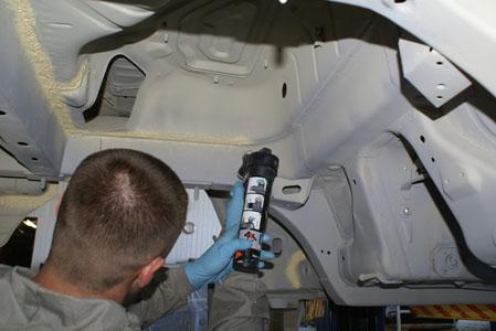 Автомобильный шовный герметик