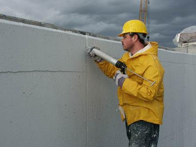 Герметик для швов в бетоне