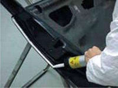 Автомобильный герметик для швов