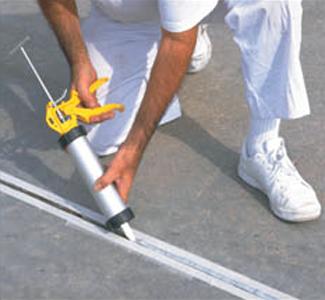 Герметик для швов бетонных полов