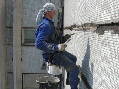 Герметизация швов в панельных домах