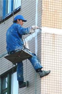 Фасадный герметик для швов