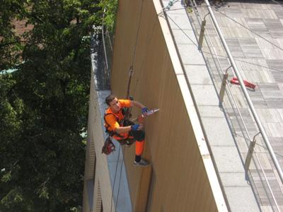 Герметизация фасадов