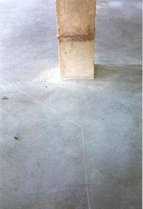 Шпаклевка для заделки швов потолка